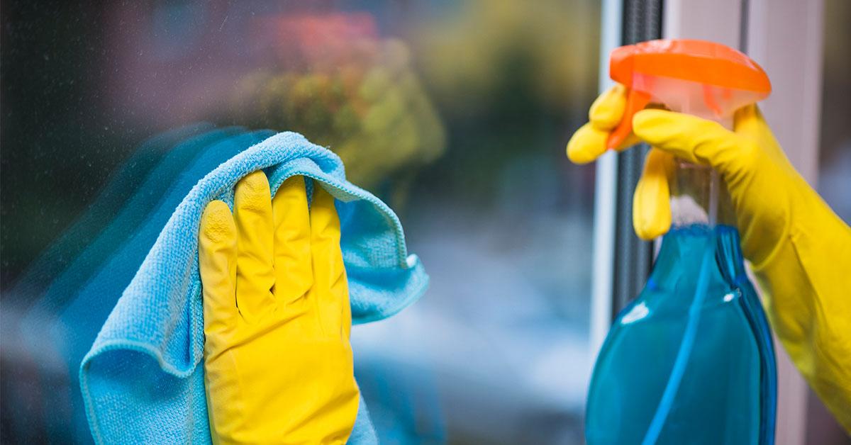 umyvanie okien
