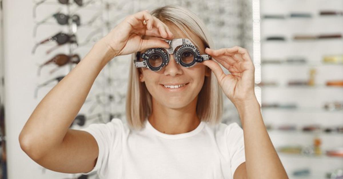 vyber okuliarov