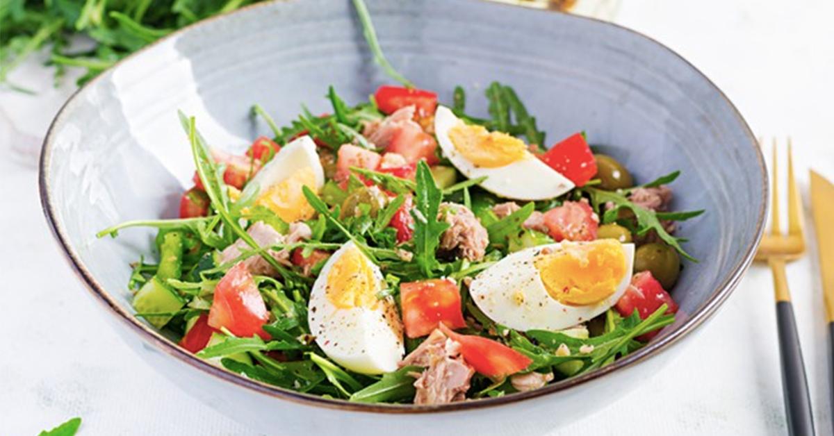 recepty na salat